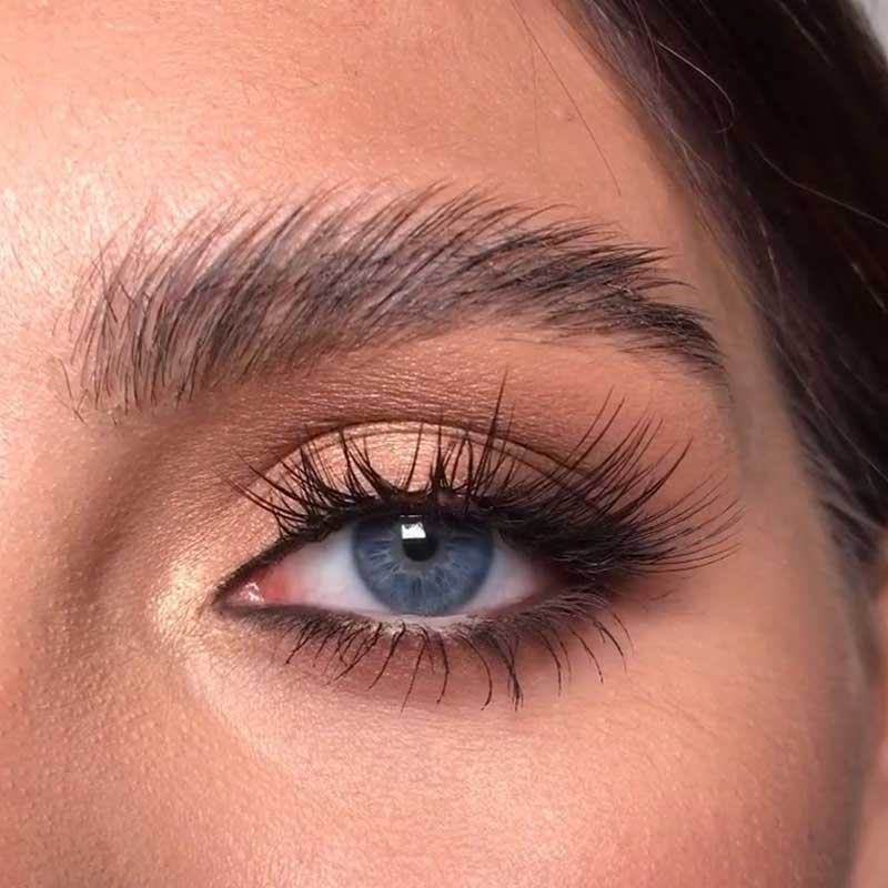3d lashes treatment volumination by beautyboss