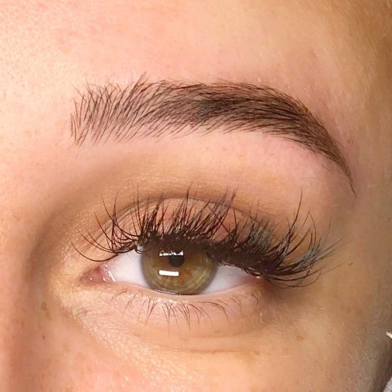 lash extensions treatment by beautyboss