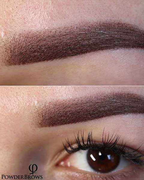 powder brows ombre by beautyboss