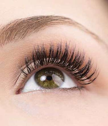Lashes treatments by BeautyBoss