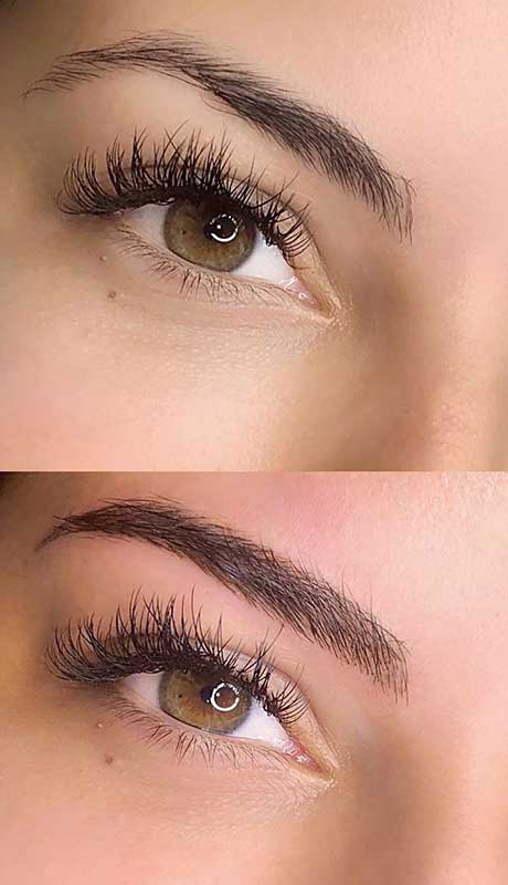 Microblading treatment in Maryland, DMV area