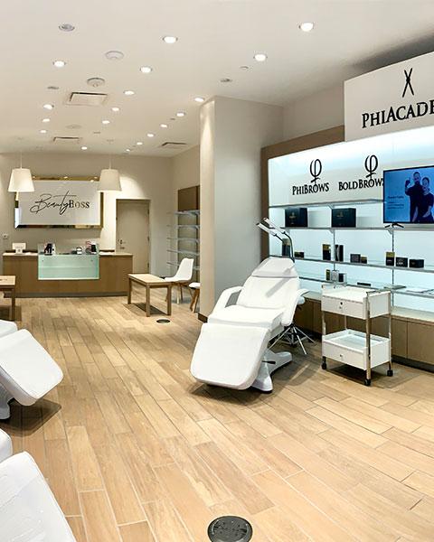 BeautyBoss microblading salon