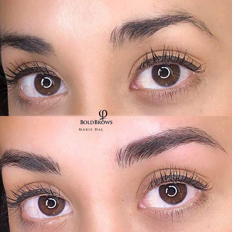microblading aftercare