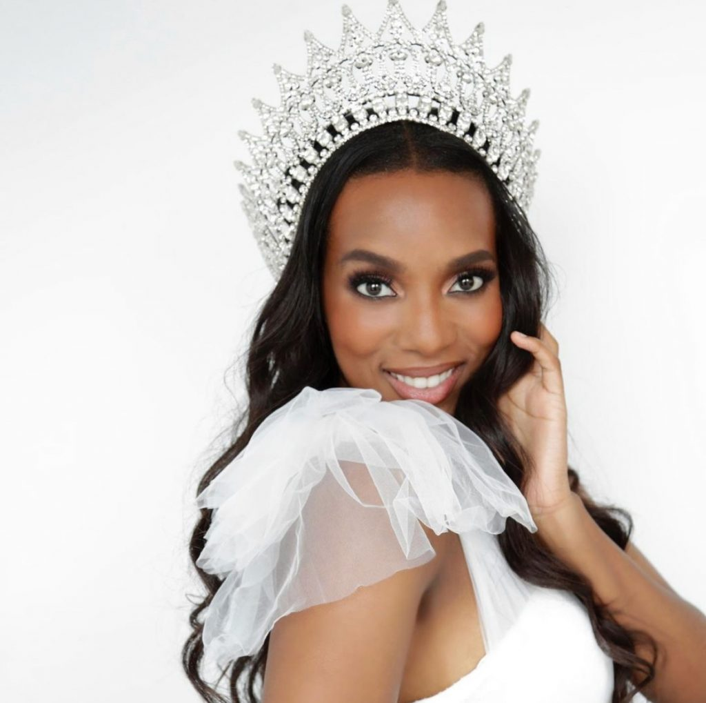 Andromeda Peters Miss USA 2018