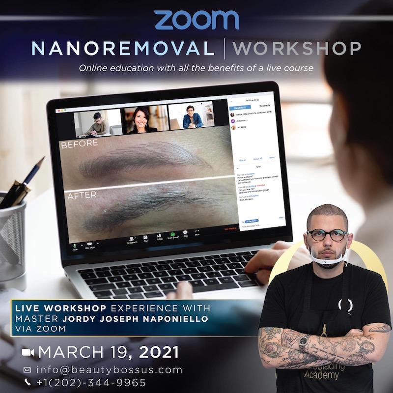 Nano removal training