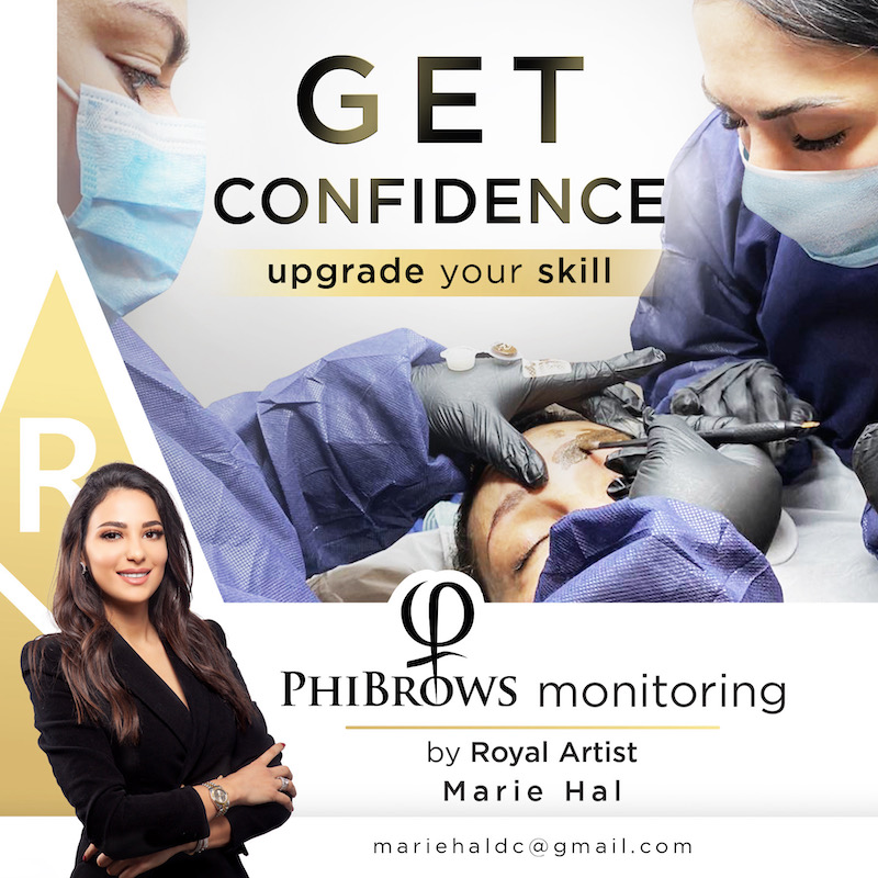 Marie Hal PhiBrows monitoring DC
